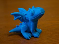 cute dragon by bs3 - Thingiverse