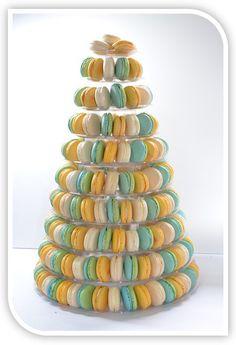 Macaron Tower 10 Tiers Macaron Tower, Product Catalogue, Macarons, Macaroons