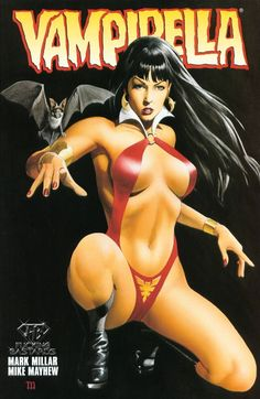 Vampirella Monthly 1A.GOLD FN 1997 Stock Image