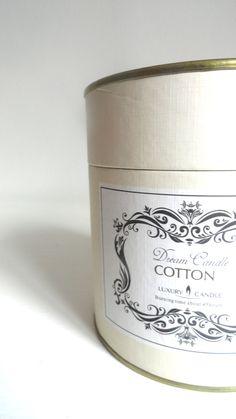 i love the cotton scent!!!