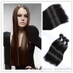 brazilian hair human hair weave virgin brazilian hair bundles unprocessed straight hair extensions 8 inch to 30 inch 8a high quality from seashine001 can help your hairs look thicker. 100 human hair weave are made of human hairs. Using curly human hair weave and remy human hair weave can make you feel more confident.