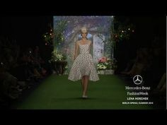 LENA HOSCHEK  - Mercedes-Benz Fashion Week Berlin S/S 2014 Collections.  I want EVERY single look from this collection in my closet right now.  I LOVE Hoschek's work.  SO GORGEOUS!!!