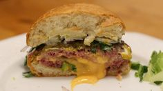 Hello, dudes and dudettes, and welcome back to a cheesy, somewhat greasy installment of Will It Sous Vide?, the weekly column where I make whatever you want me to with my immersion circulator. Sous Vide Hamburger, Sous Vide Burgers, Burger Recipes, Food Hacks, Stuffed Burgers, Productivity, Bath, News, Sandwiches