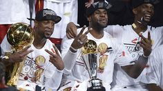 miami heat parade 2013 | re heat crown them again the heat outlasted the spurs in game 7 to ...