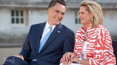 Mitt And Ann Romney  LOVE THIS COUPLE, ALL AMERICANS