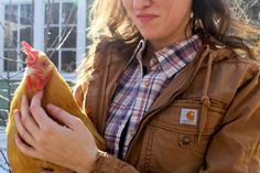 Carhartt Women's Huron Shirt & El Paso Utility Jacket