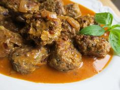 Thai Meatball Curry - My Heart Beets. I made this and it was SO good! Can be made GAPS Friendly, Not AIP Friendly.