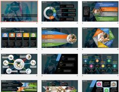 e-commerce PowerPoint by SageFox