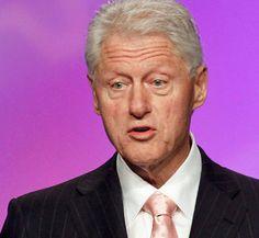 Bill Clinton  Former President Clinton has a higher-than-average IQ score