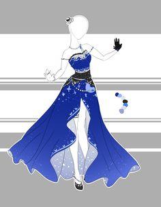 .::Outfit Adoptable 32(OPEN)::. by Scarlett-Knight.deviantart.com on @DeviantArt