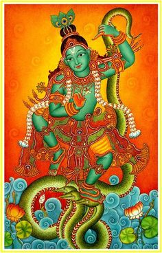 1000 images about mural paintings on pinterest kerala for Asha mural painting