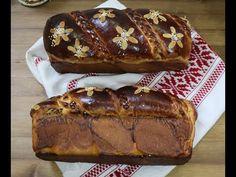 PAN DULCE CON NUECES / Cozonac cu smantana si nuca - YouTube Pan Dulce, Pastry And Bakery, Tiramisu, Banana Bread, French Toast, The Creator, Breakfast, Sweet, Youtube