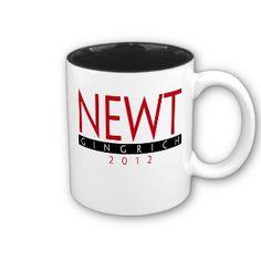 Gingrich Coffee Mug