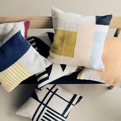 Kelim-cushions-from-Ferm-Living_Interiørdetaljer