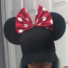 This item is unavailable Diy Disney Ears, Disney Mickey Ears, Disney Diy, Mickey Mouse Images, Mickey Mouse Hat, Anna Disney, Disney Honeymoon, Disney Headbands, Disney Inspired Fashion