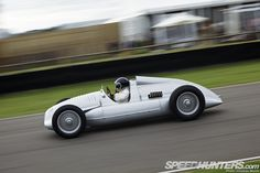 The 2012 Goodwood Revival historic motorsport and aviation event