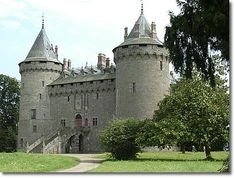 Château de CombourgIlle-et-Vilaine BretagneFrance48.4076,-1.7538