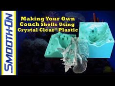 ▶ Aquarium Decoration Tutorial: Casting a Clear Conch Shell in Crystal Clear Resin - YouTube