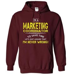 NVW Marketing Coordinator T-Shirt Hoodie Sweatshirts aoi. Check price ==► http://graphictshirts.xyz/?p=50444