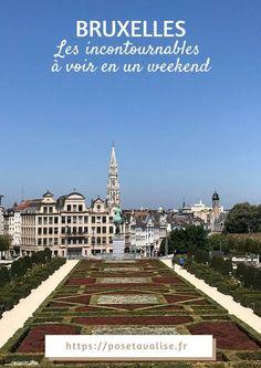 Visiter Bruxelles : les incontournables à voir lors de votre voyage. --- #travel #brussels #bruxelles #voyage