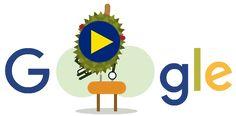 Giorno 15 dei Doodle Fruit Games 2016! Scopri di più su g.co/fruit