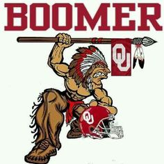 Boomer Sooner - Natives Oklahoma Sooners Football, Football And Basketball, Football Helmets, Denver Broncos, Fire In The Blood, Collage Football, Pinup Photoshoot, Bronco Sports, Boomer Sooner