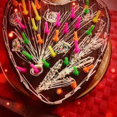 19 anni e non sentirli...direi che abbiamo esagerato un po' con le candeline �� Grazie a tutti di cuore per gli auguri!!! ��❤️����������❤️����������❤️����������❤️ #19years #happybirthday #toomuch #candles #birthday #birthdaycake #birthdayparty #party #love #instafollow #instagood #instalike #instagram #instafashion #girl #chocolate #food #coffee #turin #igersitalia #ig_turin #igturin #heart #colors #cool #style #foodporn #compleanno…