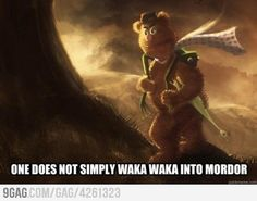 I laughed at this harder than what should be appropriate ... He's my favorite Muppet <3