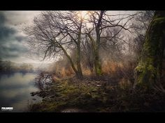 Tutorial Landschaft mit Dodge & Burne über Luminazebenen und Color Lookup gestalten - YouTube