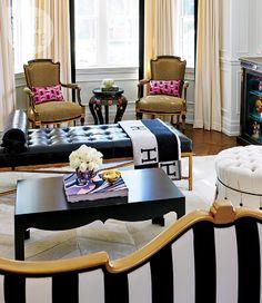 Hermes Decor | Throw Blanket  | House Tour | Jessica Waks | Style at Home | Interior Design