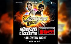 Halloween Event Featuring Knife Party Forced to Relocate (UPDATE) See more at: http://www.edmromania.ro