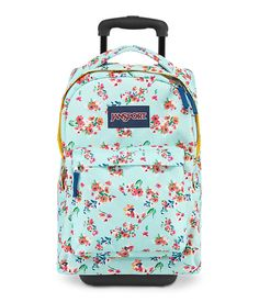 J World Target Sunrise 18-inch Rolling Backpack | Products ...