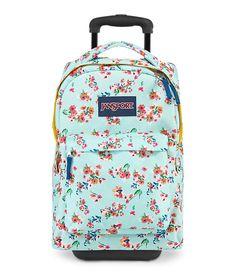 Sanaa Wheeled Backpack - Violet Purple | Comprar na Viagem ...