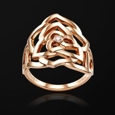 Pink gold Diamond Ring - Piaget Luxury Jewellery G34UT100