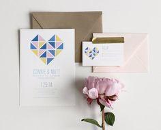 10 DIY Printable Wedding Invitations