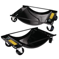 This heavy-duty car wheel dolly is designed for up to 12 in. wheel width and 1000 lbs. Simply place a wheel dolly under each tire of the vehicle to roll in any direction with ease. Grease Pump, Wheel Dollies, Motor Works, Hot Rod Trucks, Steel Wheels, Lift Heavy, Tactical Gear, Car Accessories, Motor Car