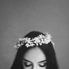 """Someone told me there's a girl out there with love in her eyes and flowers in her hair ..."" -Led Zeppelin"