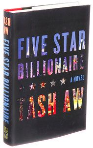 Five Star Billionaire, Tash Aw This novel explores the lives of five characters living in Shanghai and it is a creative piece that explores abd libks very effectively the themes we have studied in this class, such as immitation of goods, the quest for modernity and authenticity, and the creation of a chinese identity, all in the cobtext of the bustling city of Shanghai.