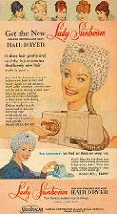 Lady Sunbeam Hair Dryer (1950sUnlimited) Tags: beauty hair 1950s advertisements sunbeam advertisments midcentury haircare hairdryers hairstyling beautysupplies ladysunbeam
