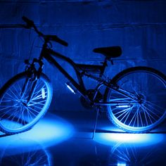 Bike Brightz Blue now featured on Fab.