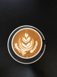 kaffinatedtraveller:Great Latte Art