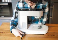 Sewing Machine by Susanne Eichel