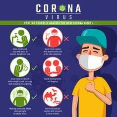Protect yourself against the Coronavirus, infographic elements the signs and symptoms of the new Corona Virus. – Buy this stock vector and explore similar vectors at Adobe Stock - corona health tips Virus Symptoms, Flu Like Symptoms, Signs And Symptoms, Wuhan, Element Signs, Hand Washing Poster, Hand Hygiene, How To Protect Yourself, Natural Solutions