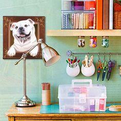 Bulldog art, English Bulldog art, Bulldog print, Bulldog painting
