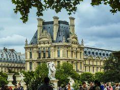 Google+ Paris, Louvre, Building, Google, Travel, Montmartre Paris, Buildings, Viajes, Destinations