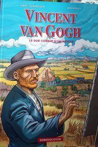 Vincent Van Gogh, Lucky Luke, Provence, Creative Bookshelves, Thrillers, Great Artists, Disney, Vans, Comics
