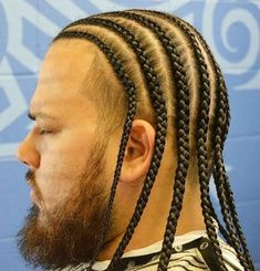 Super Cool Braided Styles for Men 2017