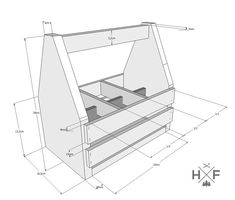 woodworking projects+woodworking projects diy+woodworking projects that sell+woodworking projects plans+woodworking projects for kids+woodworking projects for beginners+woodworking projects beginner+woodworking projects furniture+Fix This Build That Woodworking Projects That Sell, Diy Wood Projects, Diy Woodworking, Wooden Beer Caddy, Cool Things To Build, Diy Holz, Wooden Decor, Wood Design, Wood Furniture