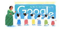 Bildergebnis für 108th anniversary of the birth of Daeng Soetigna   Google doodles ...