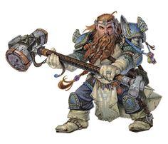 Beorhtric, (Brilhante) irmão mais novo de Noberich, principe dos anões